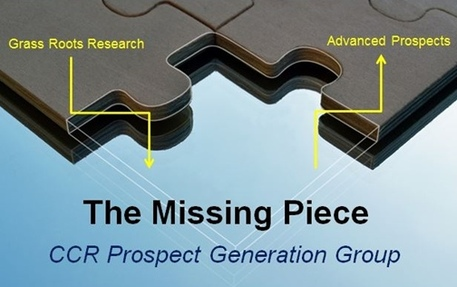 mineral prospect generation group
